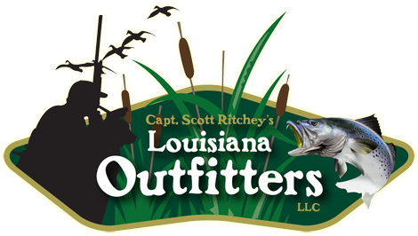 Louisiana Outfitters - Saltwater Fishing and Hunting Guide